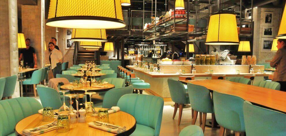 Gino's Restaurant Birmingham
